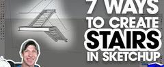 Скачать how to make stair easy with plugin s4u stair in
