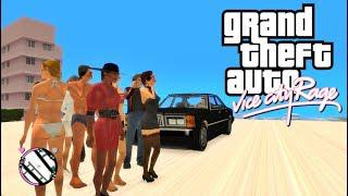 Grand Theft Auto 4: Vice City RAGE - Crazy Truck Driver - Super Trainer Mod  (Gameplay)