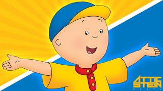 1 HOUR LONG: CAILLOU THEME SONG REMIX [PROD  BY ATTIC STEIN]