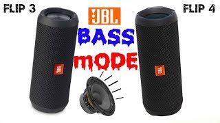 🔊How to set LOW FREQUENCY MODE on JBL Flip 3/Flip 4🔊[2019]