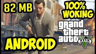 [82 mb] Gta V Android Highly Compressed Download 100% Working