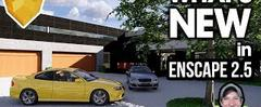 Скачать Getting Started Rendering in Enscape (EP 5) - The