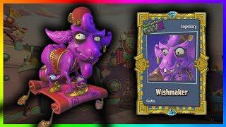*NEW* Wishmaker (Aladdin) Hover-Goat 3000 Costume - Gameplay ★ Garden  Warfare 2 Content Update