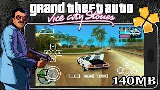 Скачать [140MB] Gta Vice City Stories Lite For Psp Android