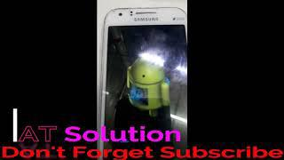 Samsung J100H flashing without dead risk by AT Solution