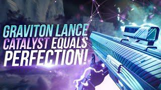 Graviton Lance Exotic Catalyst Is Perfection! Destiny 2 Catalyst Review!