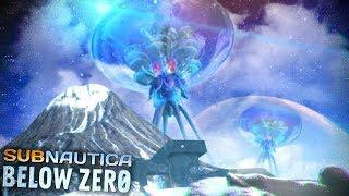 *SPAWNING* VENTGARDEN LEVIATHAN!! (How Big is it?) | Subnautica: Below Zero  Pt 6 [Early Access]