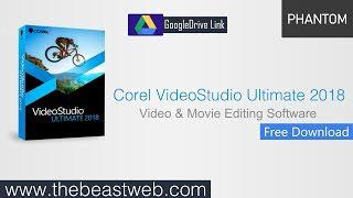 corel videostudio ultimate x10 software free download