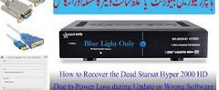 Скачать How to Recover Starsat Hyper 2000 HD due to Wrong