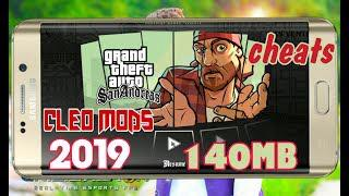 [140 MB] Gta San Andreas Lite Game Download For Android |Super Lite Version  |With Cleo Mods
