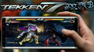 (300MB)How to download tekken 7 for android ppsspp highly compressed(Hindi)  2018