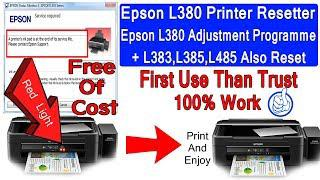 install epson l380 scanner driver