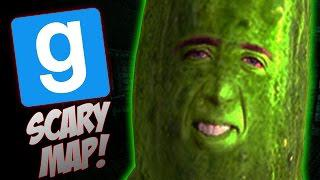 Gmod Scary Map - Picolas Cage, Haunted Mansion, Ear on tf2 scary map, minecraft scary map, gmod scary map,