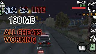 gta san andreas cheats android root