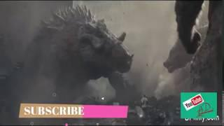 RAMPAGE Gorilla Vs Giant Crocodile Vs Flying Wolf Scene In Hindi Part-1 ll  A D  Entertainment ll