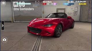 CSR2 Tempest 3 Tier 1 Mazda Miata all settings and tunes explained to beat  the tier