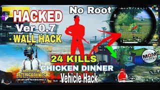 NEW 0 9 PUBG MOBILE HACK/TRICK/MOD APK/WITH DOWNLOAD/WORKING PUBG HACK 2019  Android IOS 2019