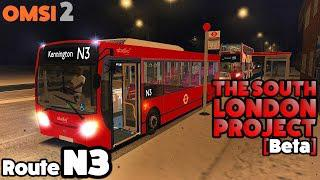 OMSI 2 Lets Play #27 | Alexander Dennis Enviro 200 | The South London  Project [Beta]: Route N3