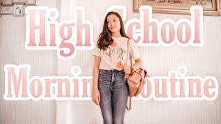 My Homeschool High school Morning Routine 2019 Vlog Style (Bahasa)