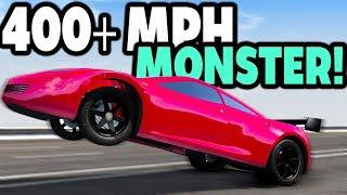 400+ MPH Hypercar?! 3 AWESOME CAR MODS! - BeamNG Drive Automation Car Mods