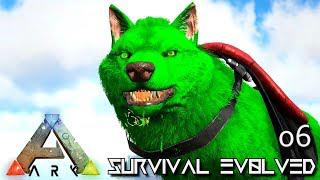 ARK: SURVIVAL EVOLVED - TOXIC DIREWOLF & ICE GRIFFIN !!!   PRIMAL FEAR ISO  CRYSTAL ISLES E06