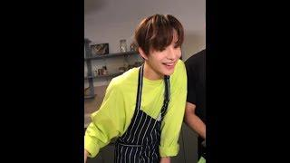 [Vietsub] 170521 SM Rookies IG Live - Kun, Jungwoo, Lucas Cooked for Chuseok