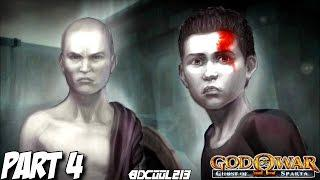 GOD OF WAR GHOST OF SPARTA GAMEPLAY WALKTHROUGH PART 4 TEMPLE OF ARES - PS3  LETS PLAY