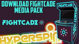 HYPERSPIN / MEDIA PACK FIGHTCADE 2 0 / EXCLUSIVO