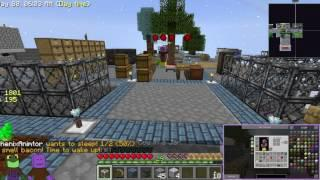 Minecraft Sky Factory 3 E3 Cow in a Jar, Auto Mob Farm, and Mystical  Agriculture Start