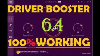 serial key driver booster 6.4