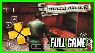 ManHunt 2 PSP Game|| Android Free Download (2018)