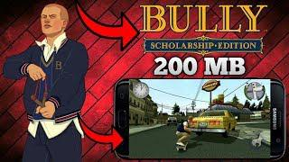 download bully apk data highly compressed