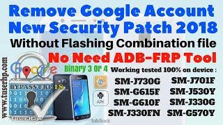 CARA BYPASS FRP SAMSUNG J7 CORE ANDROID 7 1