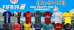 Скачать fifa 19 frosty editor frosty mod manager 1 0 4 4 and