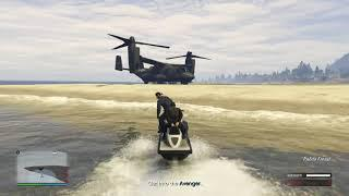 Grand Theft Auto 5 - Bogdan Problem 1million every 10min 2 person replay  strats (avenger portion)