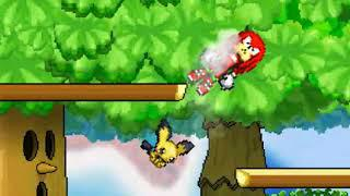 super smash flash 2 beta pichu and knuckles unlocked STEPS IN DESCRIPTION