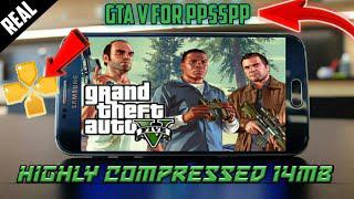 How To Download Gta V In Android For Ppsspp (17 mb) Highly
