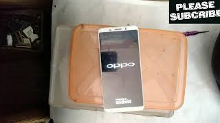 OPPO F5 ( New Security ) 2019 Pattern Reset & Frp Bypass Success by test  point method MRT dongle