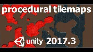 Tile Map auto generation in Unity 2017