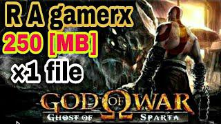 god of war ghost of sparta ppsspp highly compressed file