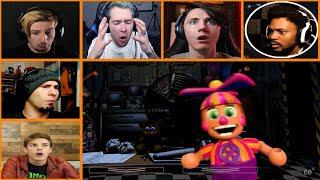 Lets Players Reaction To DeeDee Doing A Sneaky Thing | Fnaf Ultimate Custom  Night