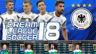 Germany Hack New Updates Dream League Soccer 2018/2019 (Unlimited coins+  All player 100) v5 064