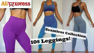683d3cd702058 Скачать Seamless Leggings - Review & Try on - Aliexpress - смотреть ...