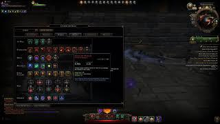Neverwinter Mod 16 DPS Warlock Preview including Feats, Powers, and Synergy  (intro build)