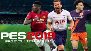 PES 19 PPSSPP Android 1GB Offline Best Graphics New Kits & Transfers Update