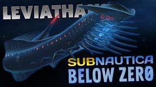 ALL LEVIATHANS IN SUBNAUTICA BELOW ZERO (Early Access) | Subnautica Below  Zero