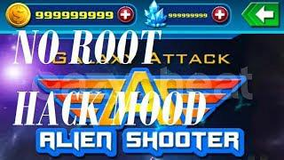 alien shooter mod apk hack