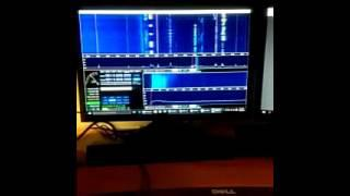 SDR play with Ts590s