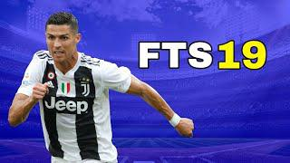 pes 2019 mod fts android
