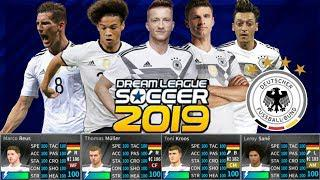 DREAM LEAGUE SOCCER 2019 Hack Germany 6 07 No Root (All Players Unlocked +  Unlimited Coins)